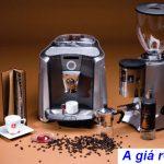 10 chiếc máy pha cà phê được ưa chuộng, bán chạy nhất hiện nay