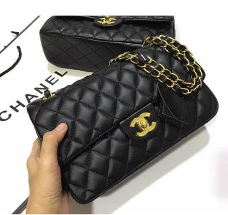 Túi xách Chanel nữ màu đen