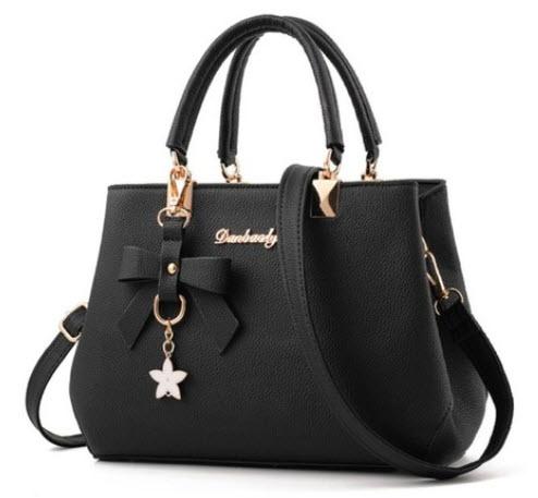 Túi xách đen nữ
