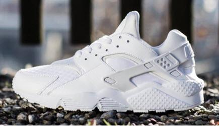 Giày Huarache Trắng (All White)