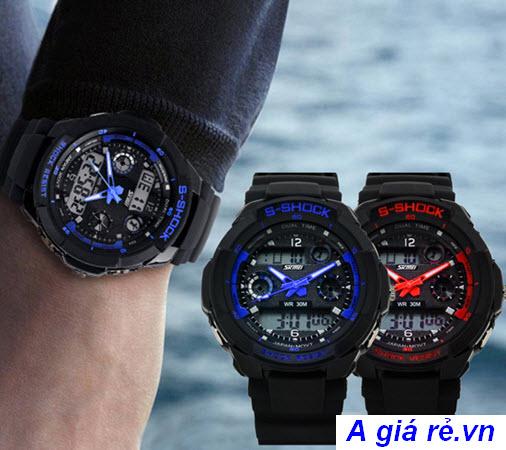 Đồng hồ thể thao 0931