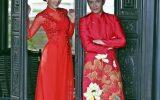 Top 7 mẫu áo dài cách tân và truyền thống đang hot hiện nay