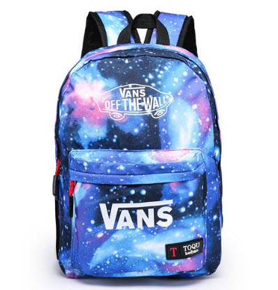 Balo Vans Off The Wall họa tiết Galaxy