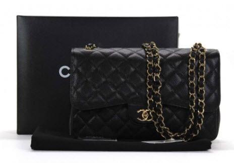 ChanelClassic Flag Bag