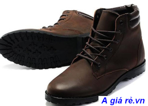 Giày boot nam Carty Paolo