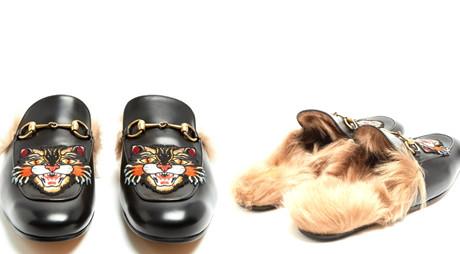 Giày lười Gucci nam Princetown Slipper chính hãng