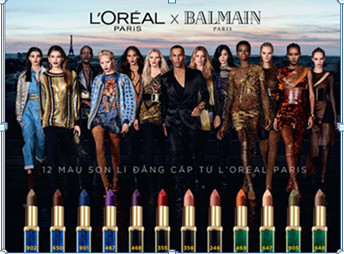 Son Loreal Paris Balmain