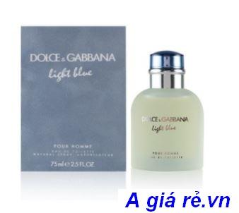 Nước hoa nam DG Light Blue pour Homme