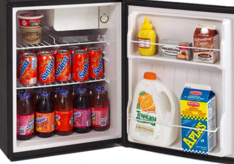 Tủ lạnh mini Sharp