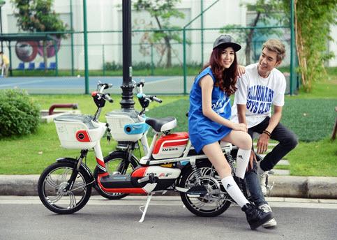 Chọn mua xe đạp điện