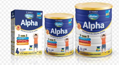 Sữa Vinamilk Dielac Alpha Step 4