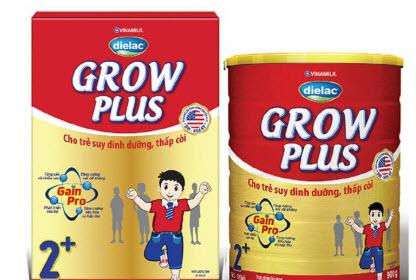 Sữa Vinamilk Grow Plus