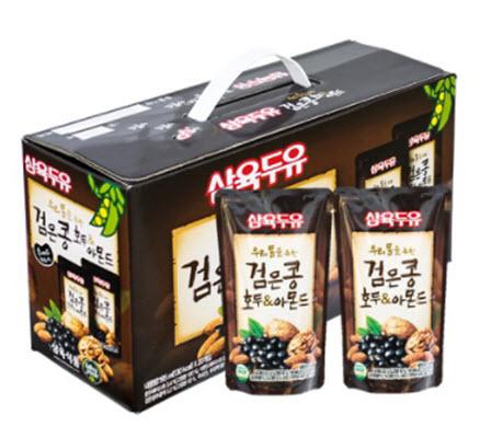 Sữa dinh dưỡng óc chó Hàn Quốc