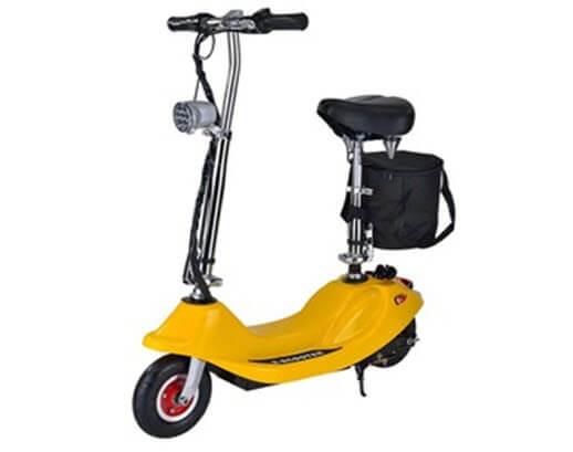 Xe đạp điện mini