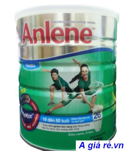 Sữa bột Anlene dành cho người từ 19 đến 50 tuổi