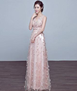 Đầm dạ hội dáng dài