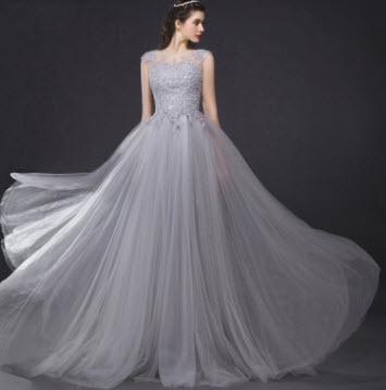 Đầm dạ hội xòe
