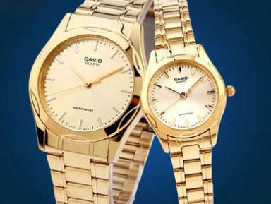 Đồng hồ cặp Casio dễ thương