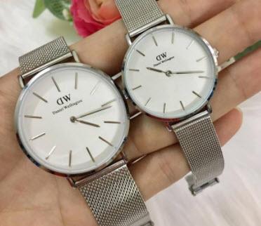 Đồng hồ cặp DW chính hãng giá rẻ