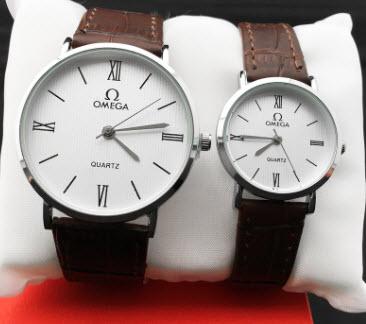 Đồng hồ đôi Omega chính hãng giá rẻ