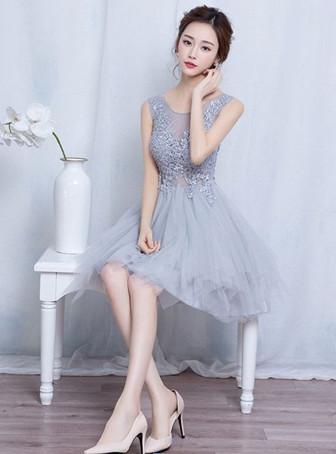Đầm công chúa dễ thương dự tiệc