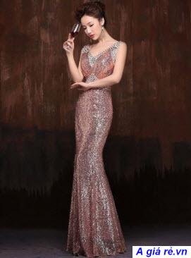 Đầm dạ hội ôm body