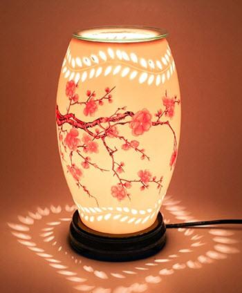 đèn xông tinh dầu điện giá rẻ