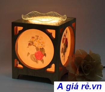 đèn xông tinh dầu vuông giá rẻ