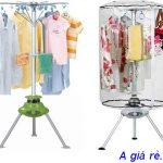 Top 7 máy sấy quần áo tốt, hàng chính hãng, bán chạy hiện nay