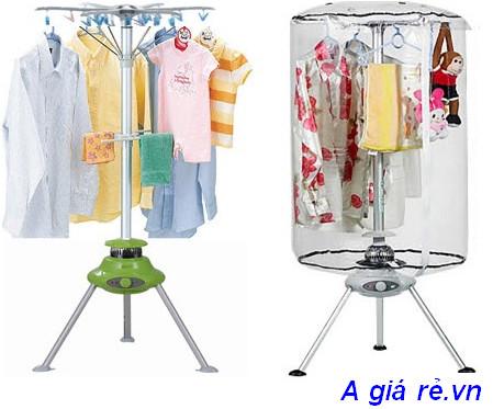 Lựa chọn máy sấy quần áo