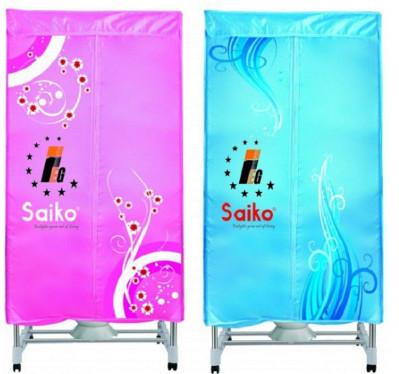 Máy sấy quần áo loại tủ Saiko CD-1000UV