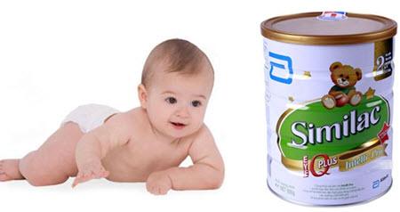 Sữa Similac cho trẻ sơ sinh có tốt không