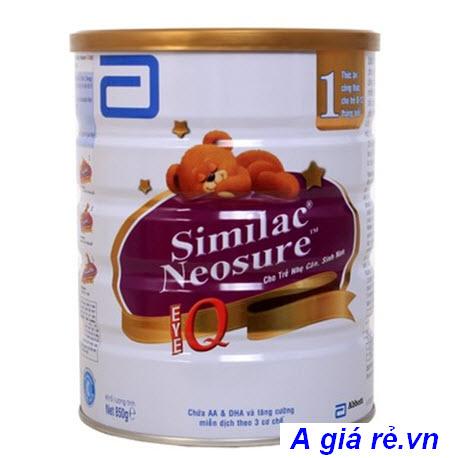 Sữa similac neosure số 1 chính hãng