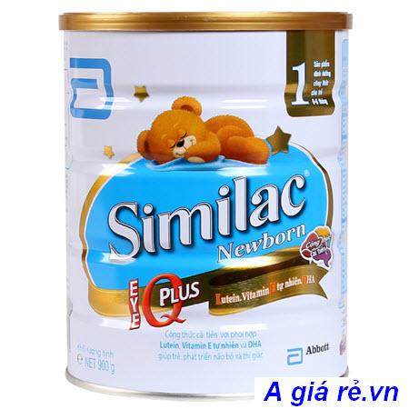 Sữa similac newborn của Mỹ