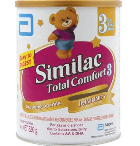 similac total comfort 3