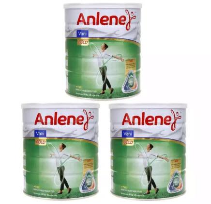 Sữa Anlene cho người già