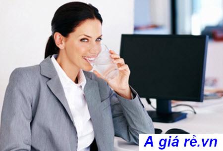 uống nước văn phòng