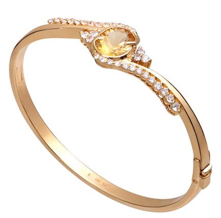 Vòng tay nữ vàng
