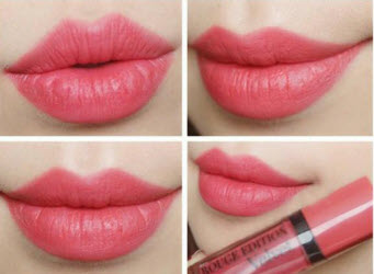 Bourjois Rouge Edition Velvet màu hồng cam 04 - Peach Club