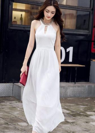 Đầm dạ hội Hàn Quốc