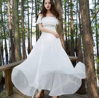 Đầm maxi cao cấp