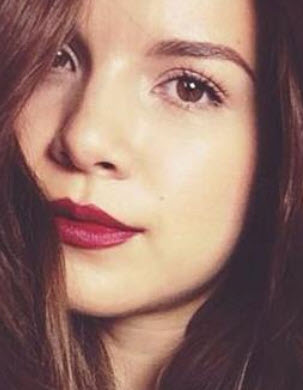 Nars Audacious Lipstick màu Ingrid