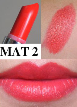 Son Maybelline Bold Matte MAT2