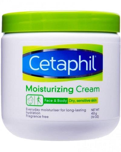 kem dưỡng ẩm cetaphil cho da khô