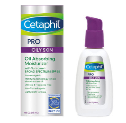 Kem dưỡng ẩm cho da dầu Cetaphil