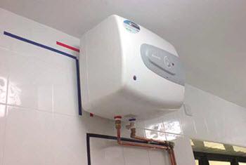máy nước nóng lạnh gián tiếp