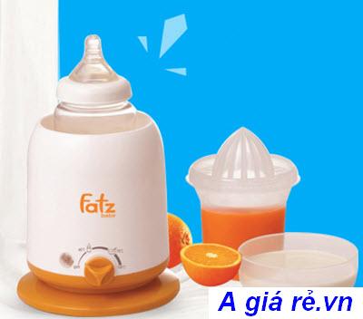 Cách sử dụng máy hâm sữa Fatz