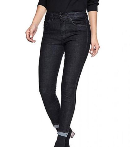 Quần Jean đen nữ