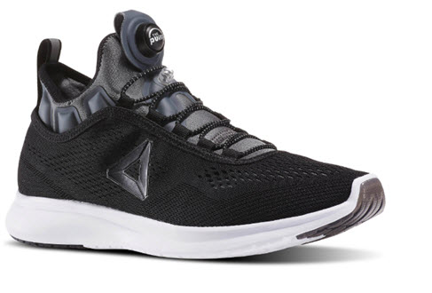 giày thể thao reebok màu đen