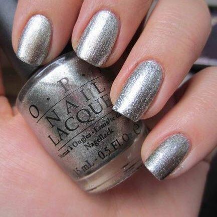 Sơn móng tay Opi ánh bạc